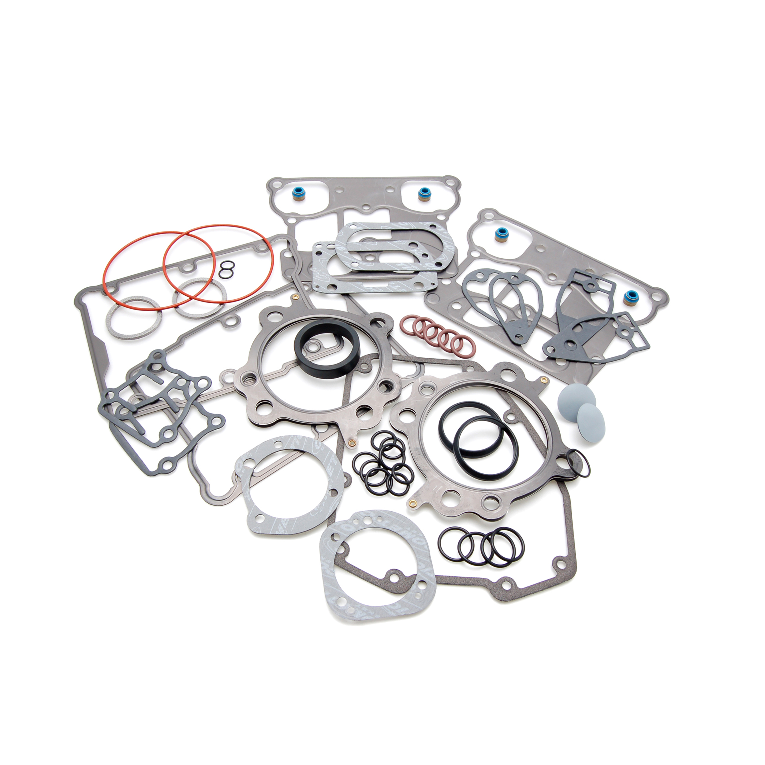 Big Bore And .030In Cometic Gasket Est Top End Kit 95In Head C9844 Gskt T//End
