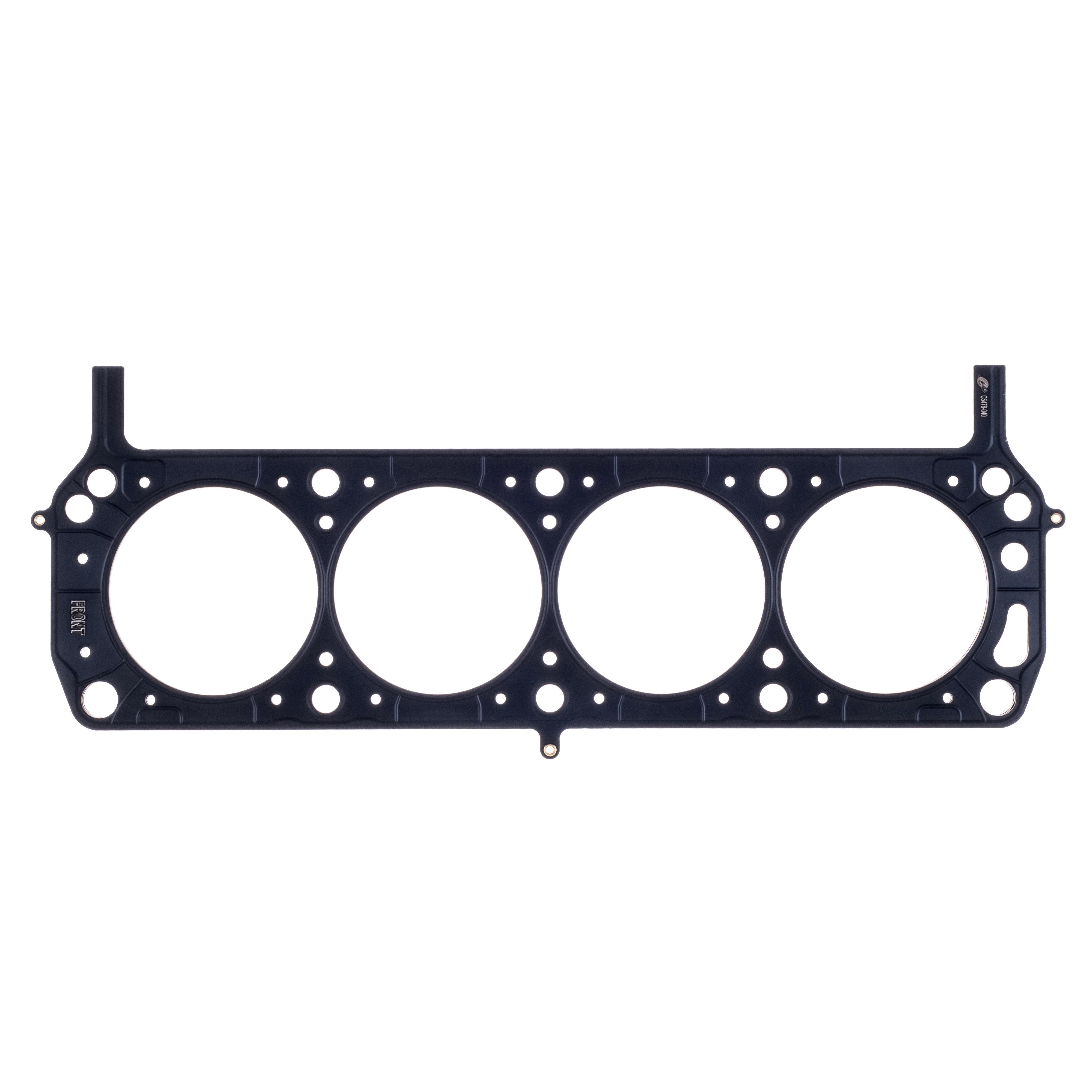 Ford 302 351w Windsor V8 027 Mls Cylinder Head Gasket 4 030