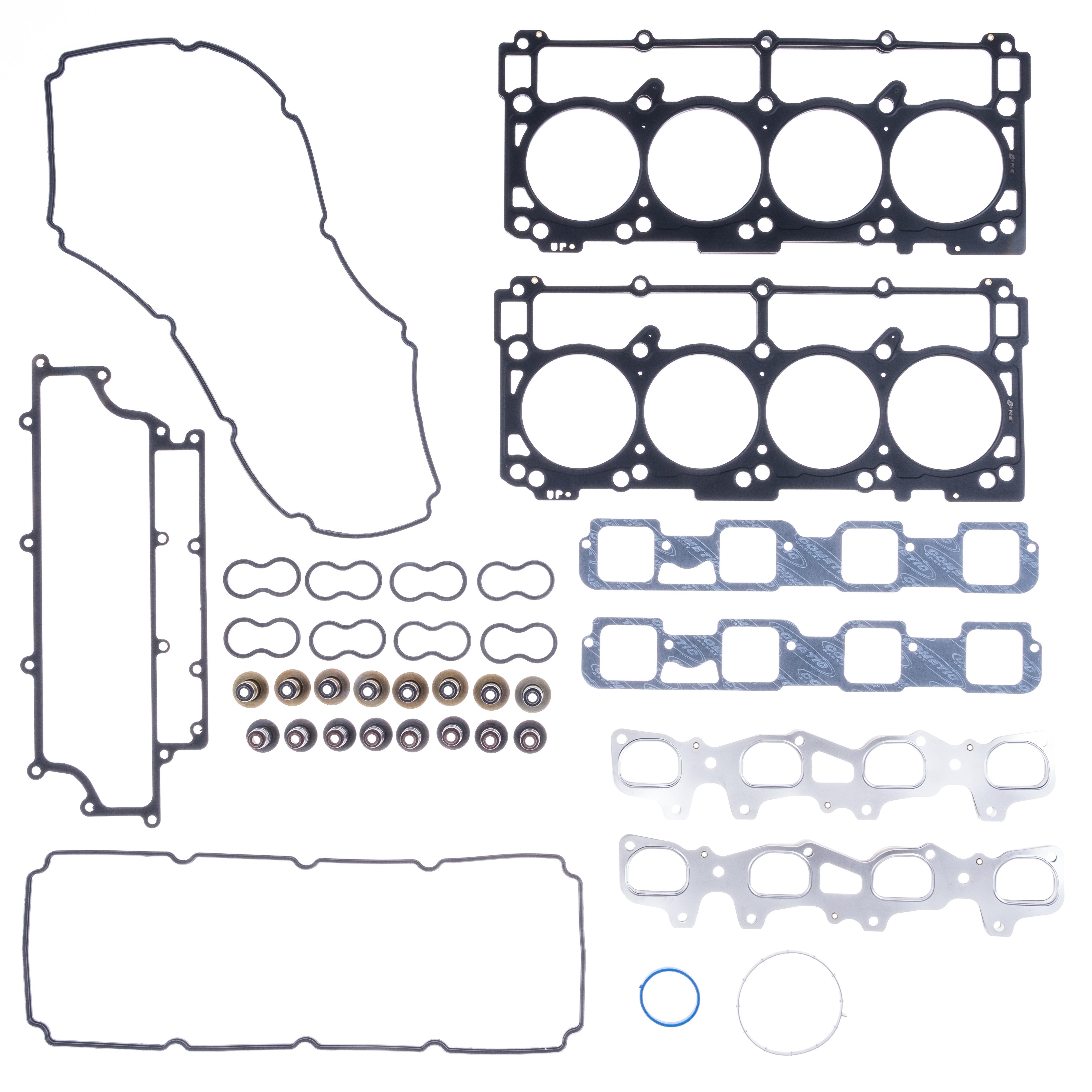 "Cometic PRO1023T Top End Gasket Kit Chrysler 6.1L Hemi 2005-Up  4.125/"" MLS .036/"""